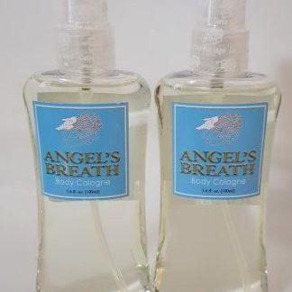 angels breath blue