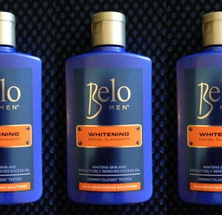 belo men facial cleanser new