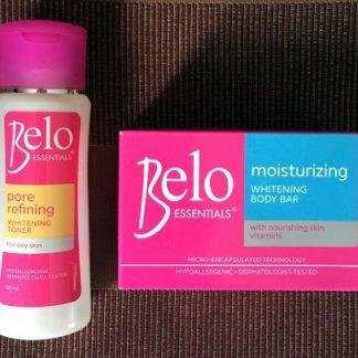 belo soap and toner new