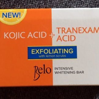 belo tran exfoliating soap new