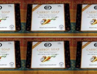 gt carrot soap new
