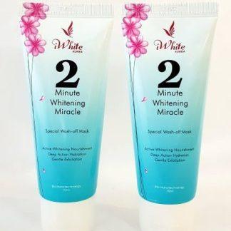 iwhite 2 minute miracle whitening cream