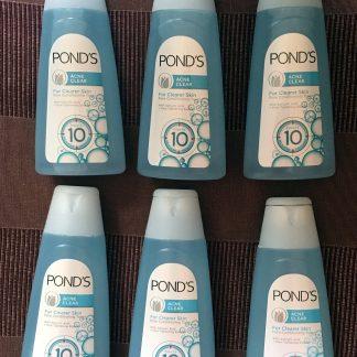 pond's acne solution