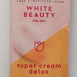 pond's white beauty super cream detox