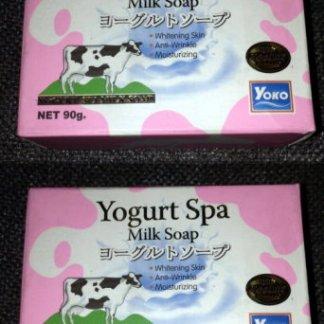 yoko milk soap new