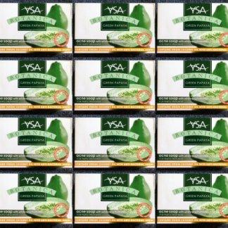 ysa green papaya soaps new