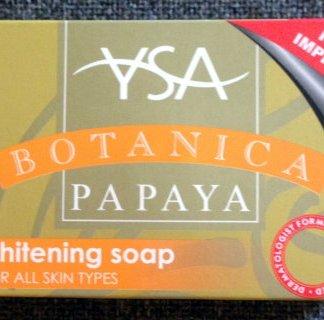 ysa papaya soap new