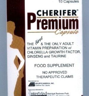 10 Cherifer Adult Premium new