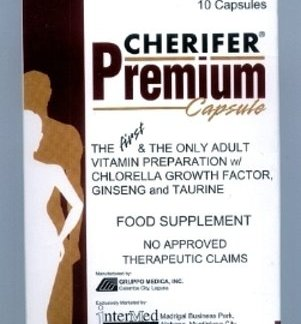 10 Cherifer Adult Premium new