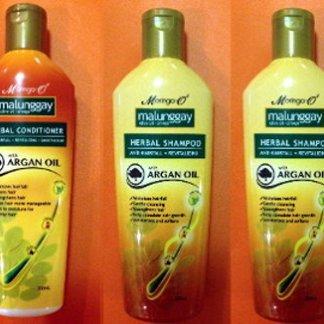 2 Moringa shampoo & 1 Conditioner new
