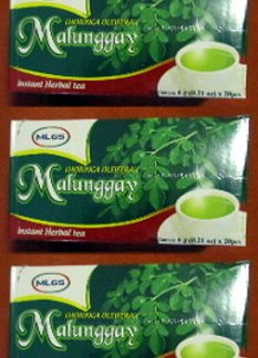 3 boxes Malunggay Moringa new