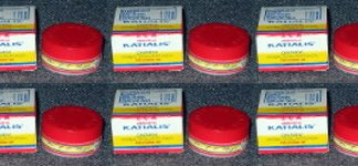 6 Katialis Ointment 5g each new