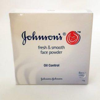johnsons face powder