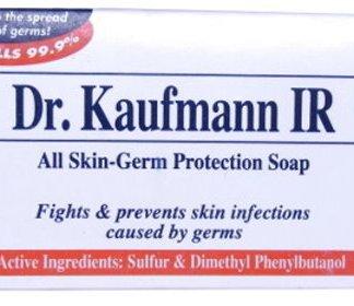 Dr. Kaufmann Sulfur Soap 80g new