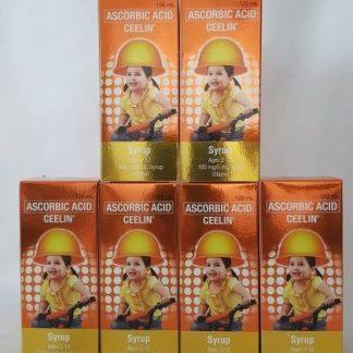 ceelin orange 120ml