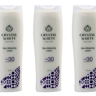 crystal white lotions