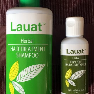 Lauat shampoo and conditioner
