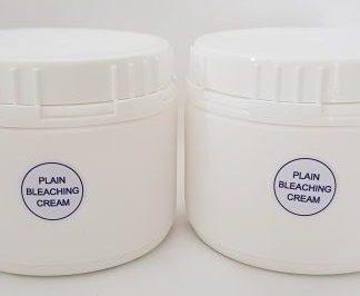 plain bleaching cream 2