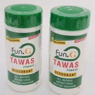 fun g tawas powder 2