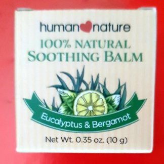 human nature soothing balm