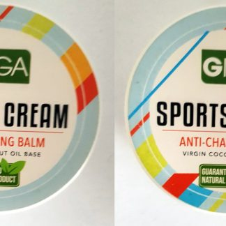 giga sports cream anti chafing balm