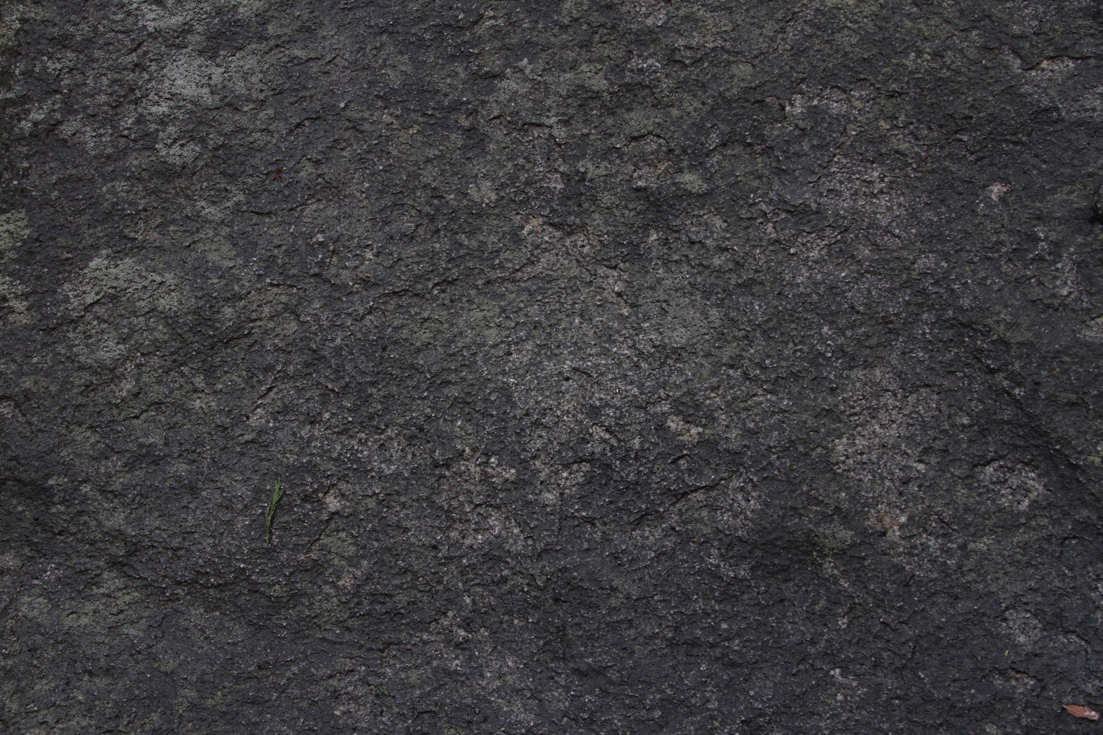 free photo dark stone texture black