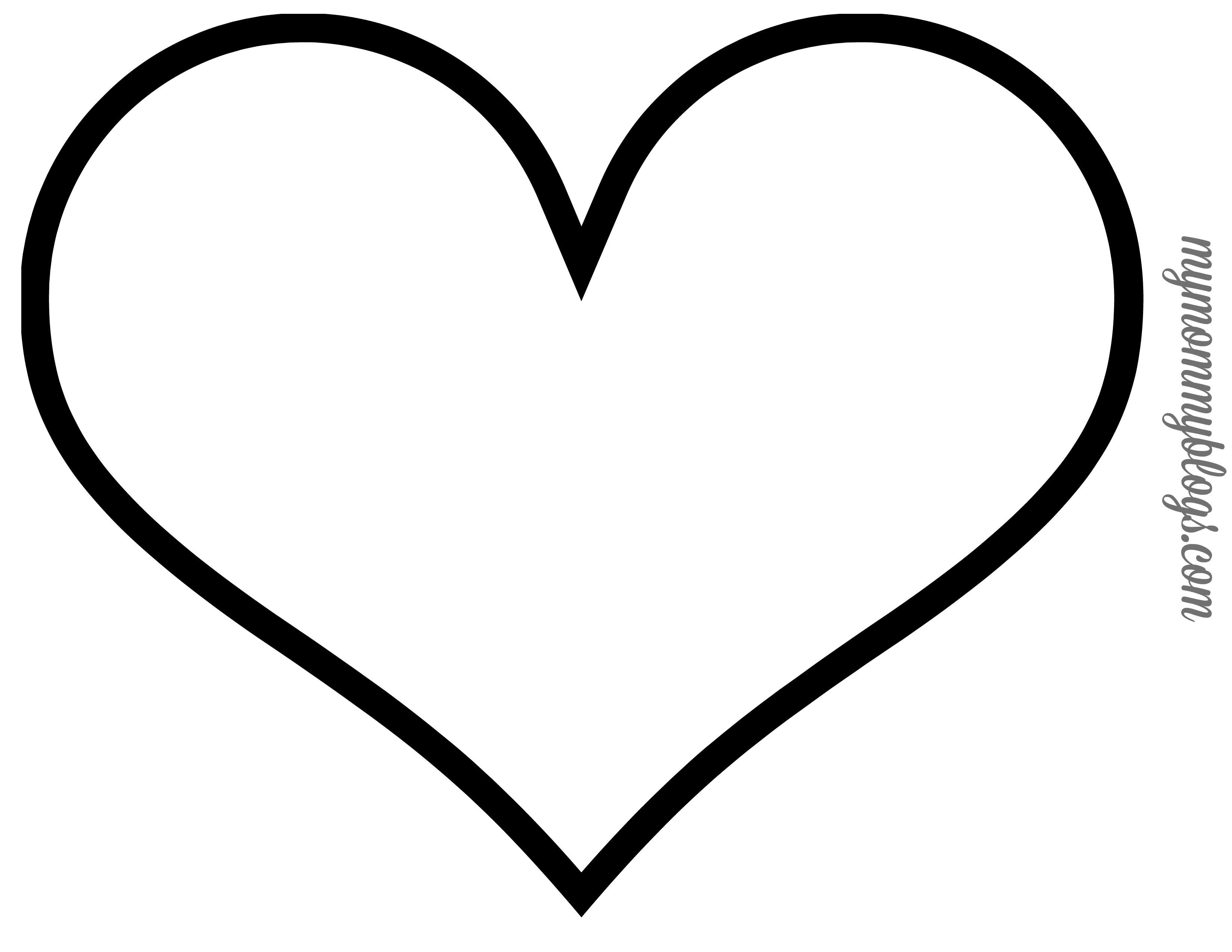 Free Photo Heart Shape