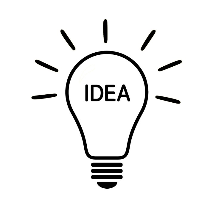 Free photo: Light bulb idea vector - Art, Object, Innovation - Free  Download - Jooinn
