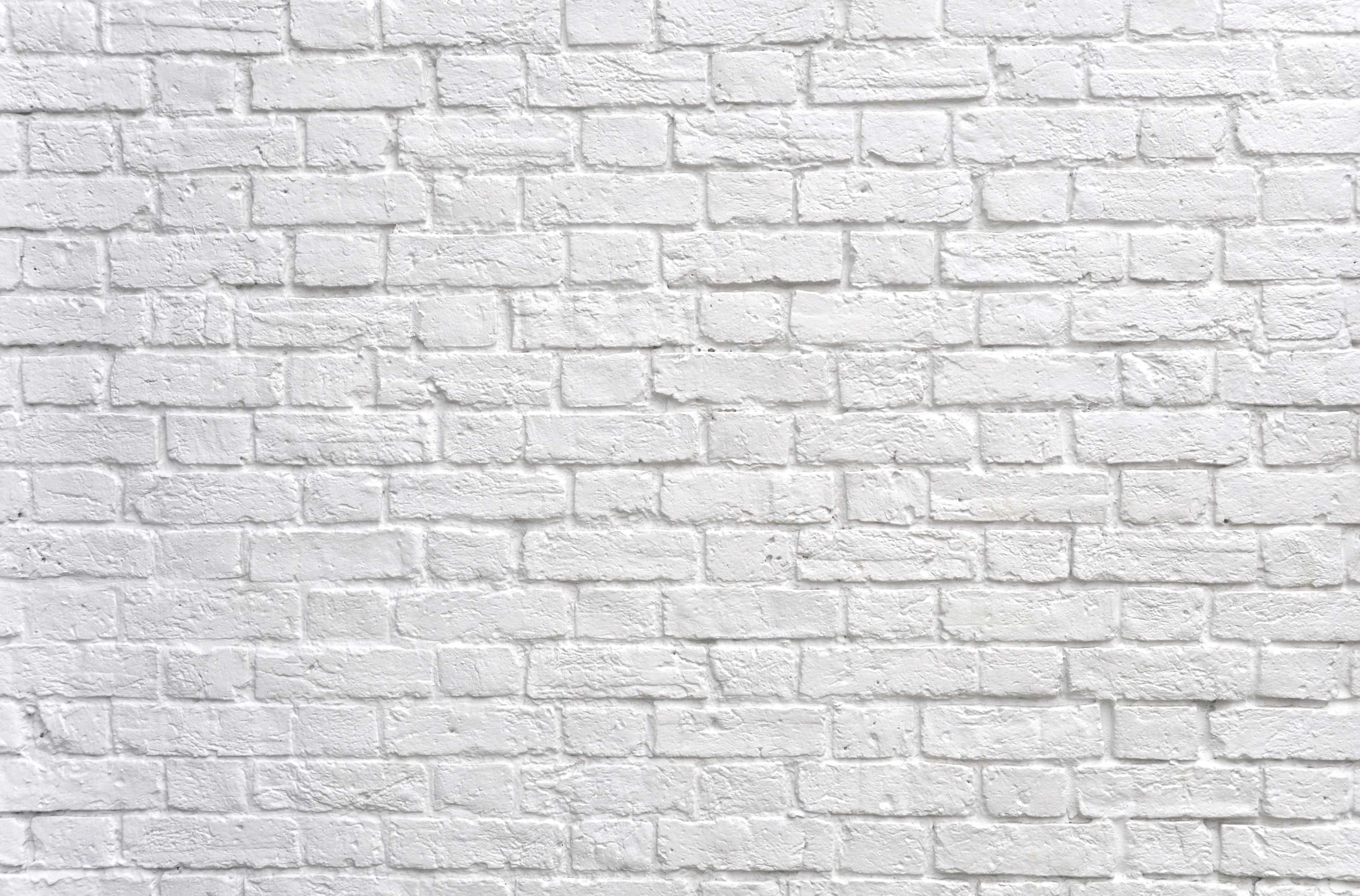 Free Photo White Brick Wall White Solid Wall Free Download Jooinn