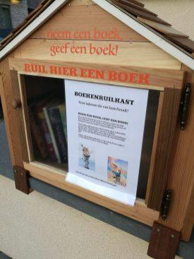 Boekenruilkastje
