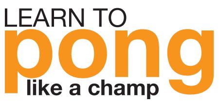 JOOLA: Learn To Pong Like A Champ