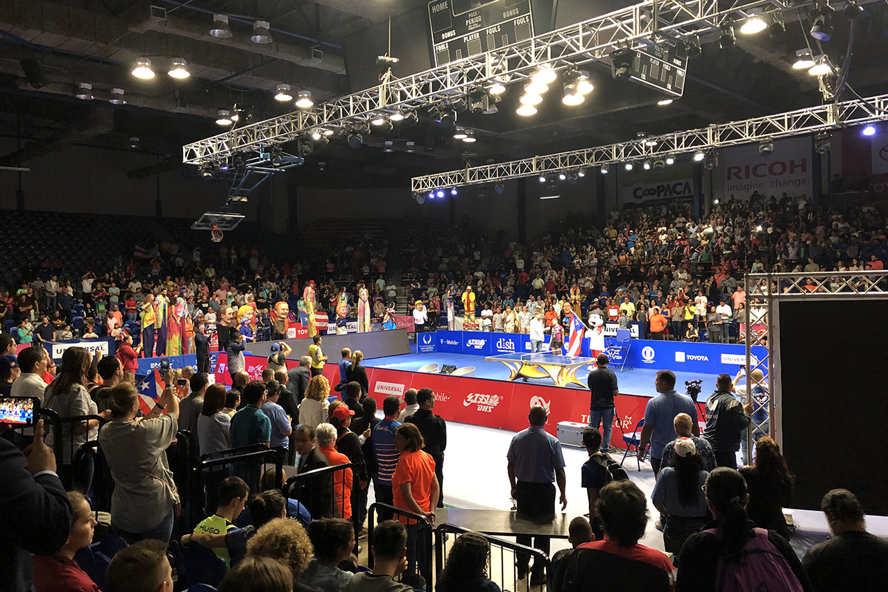 2019 Pan American Cup in Guaynabo, Puerto Rico