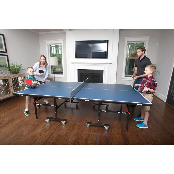 JOOLA Hit Table Tennis Set (includes 4 Hit Rackets, 8 Balls & Carrying Case) - MSRP: $44.95