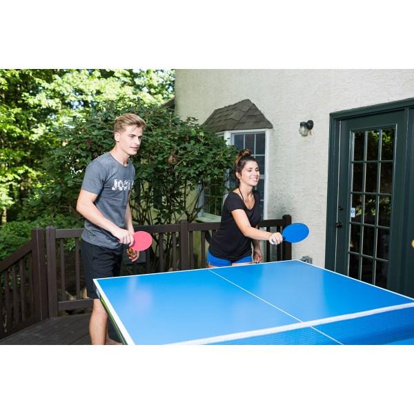 JOOLA Linus Weatherproof Outdoor Table Tennis Racket - MSRP: $44.95