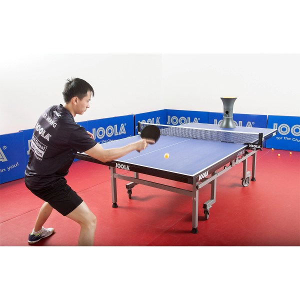 iPong Trainer Motion Table Tennis Training Robot with 5 Settings and Wireless Remote, Includes 80 i