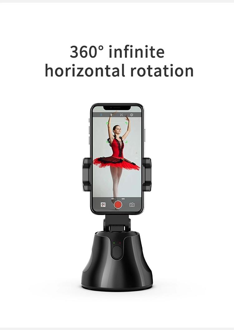 Ai Smart Gimbal personal robot Cameraman 360 rotation and smart after shootings