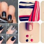8 Ideias de Nail Arts pra se Jogar no Fim de Semana