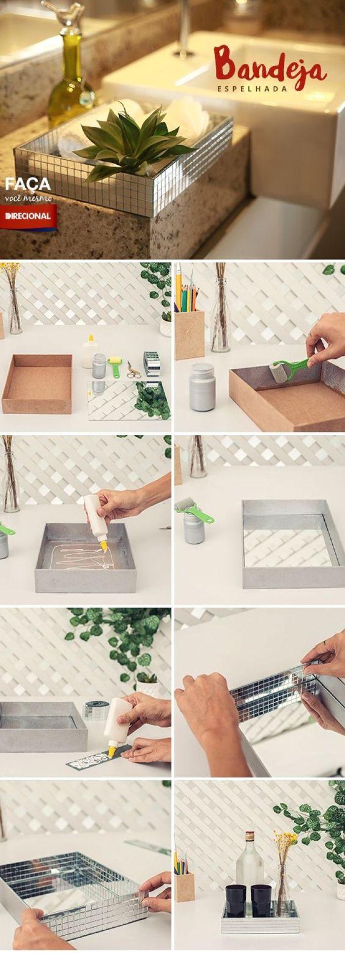 DIY FACIN - Decorlover: DIY Facinhos Pra Fazer Agora