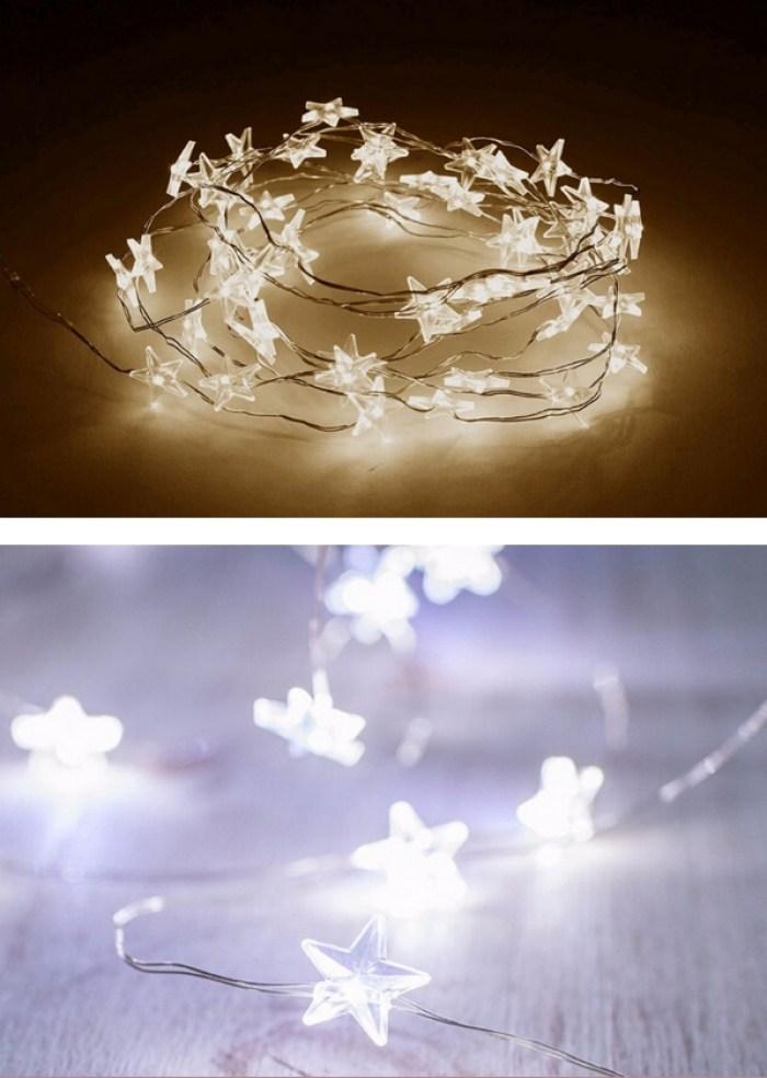 Luzinha de Estrela Banggood - 06 Itens de Decoração de Natal que são Desejo por Menos de 10$ na Banggood