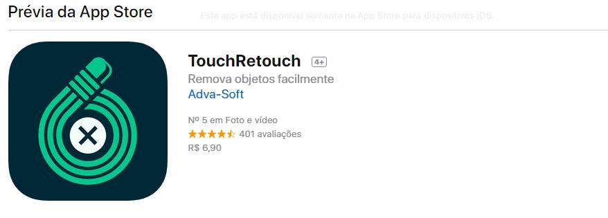 RETOUCH01 - 4 Apps de Fotografia e Edição que Você precisa Testar