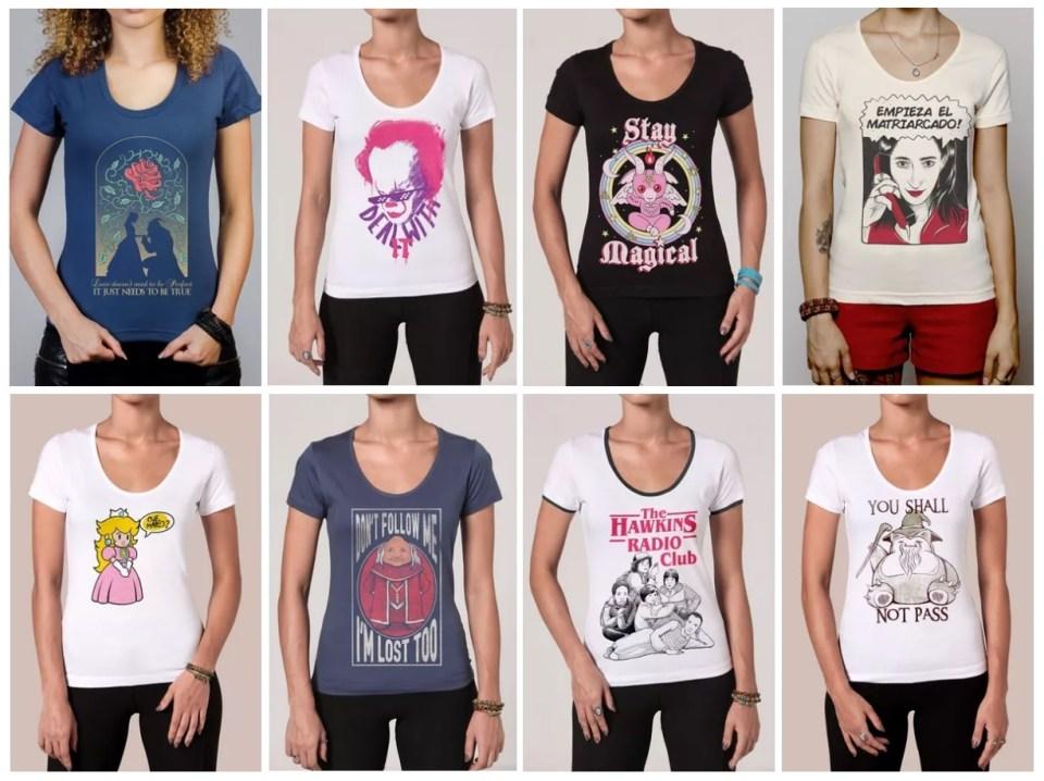 Camiseta GEEK 10 inspiração 01 - Trendy: Camisetas Divertidas são o mais novo Must Have