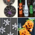 Mais 15 Ideias Simples pra Decorar a sua festa de Halloween