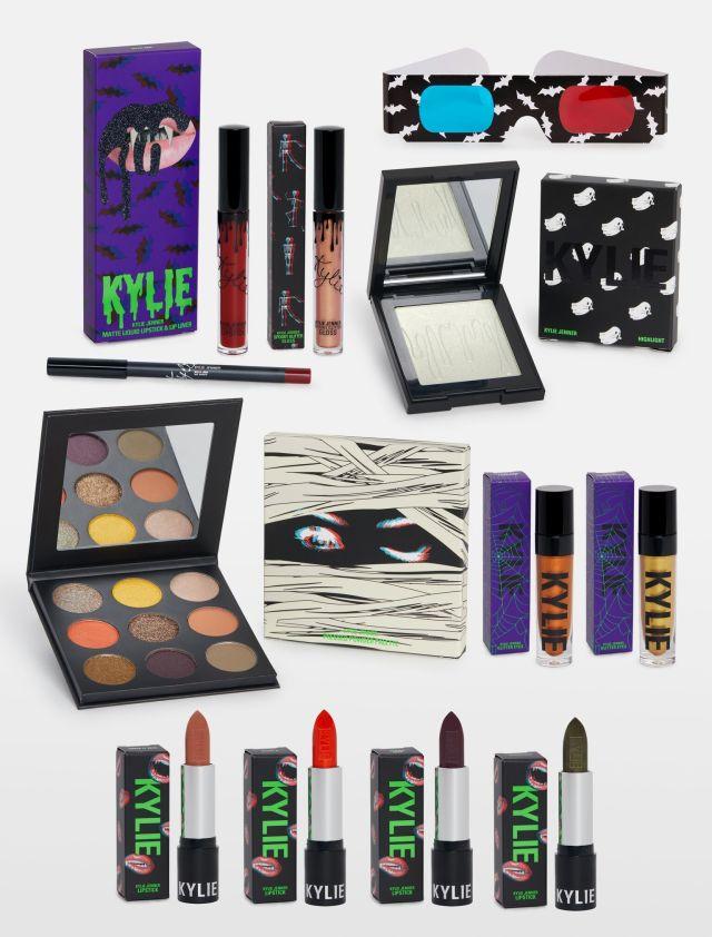 kyliecosmetics halloween bundle - A Coleção de Maquiagem de Halloween da Kylie Cosmetics