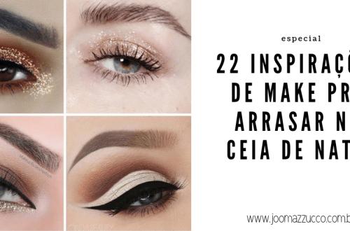 Elegance Functionality 31 - 22 Makes Super Glam pra Inspirar e Apostar no Natal