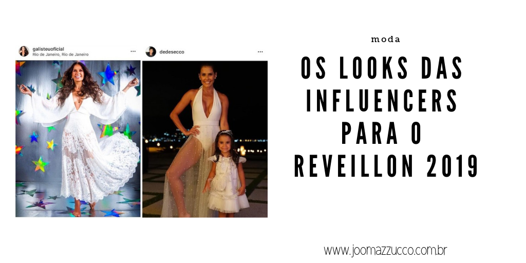 Elegance Functionality 26 - Os Looks das Influencers pro Reveillon 2019