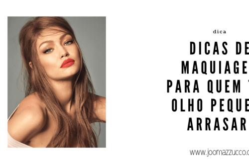 Elegance Functionality 10 - Maquiagem para Quem tem Olho Pequeno