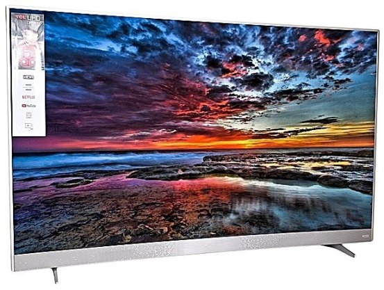 TCL Smart Curved TV