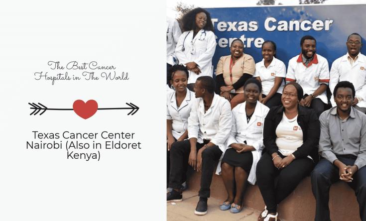 Best Cancer Hospitals In Kenya