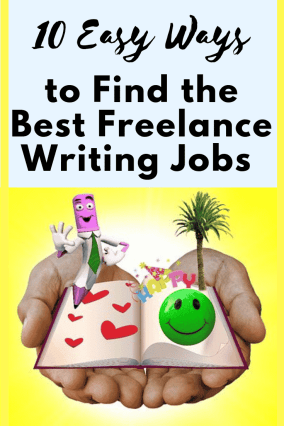 Easy ways to get hired as a freelancer writer