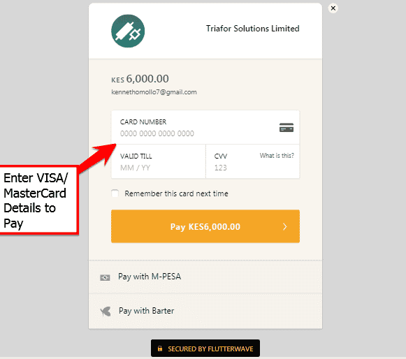 How to fund Iron Trade With VISA